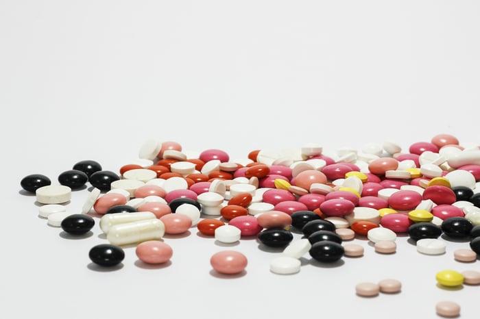 painkillers pills medication